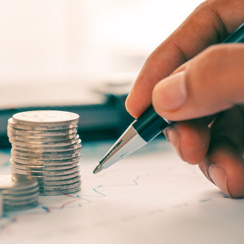 Reduce your budget by up to 90%.