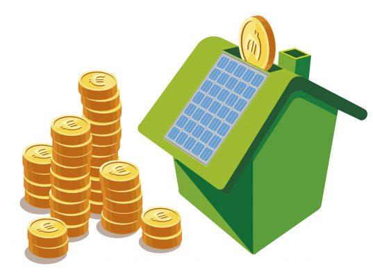 solar panel saves money