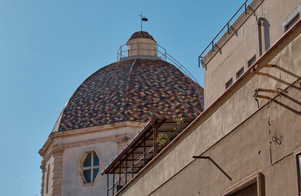 domed roof